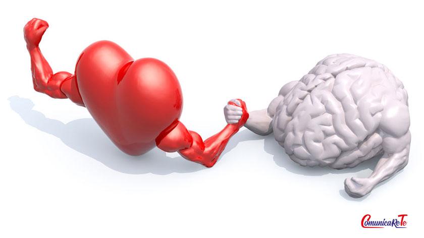 Cervello Emotivo e cervello Razionale dal dirscorso di Silvia Seta a Psiché 2019 La psicologia e il benessere 7 Aprile 2019 Palazzo del Turismo di Riccione