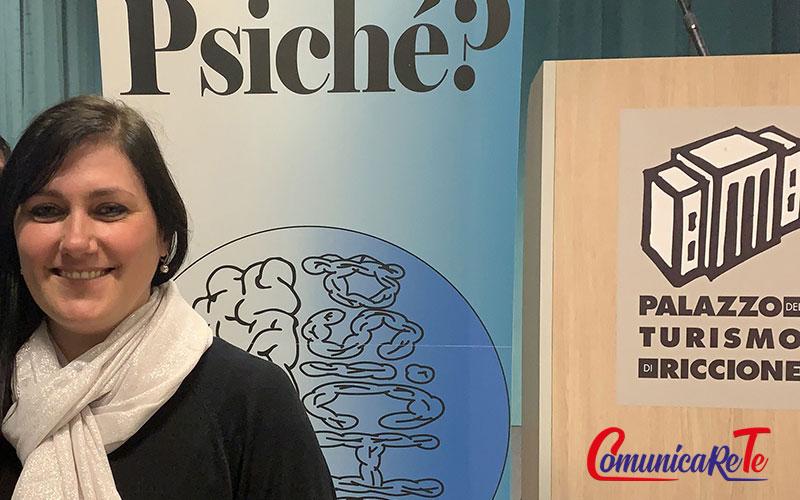 Claudia Corbelli la psicologia e il benessere_7_aprile_2019 Palazzo del turismo Riccione