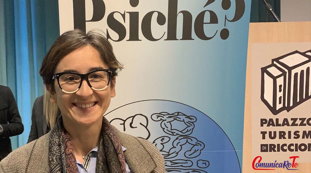 Silvia Seta Psicologia E benessere Psiché 2019 Riccione Palazzo Del Turismo