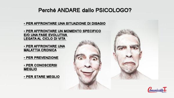 motivi per cui andare dallo psicologo Claudia Corbelli la psicologia e il benessere 7 aprile 2019 PAlazzo del turismo Riccione 2