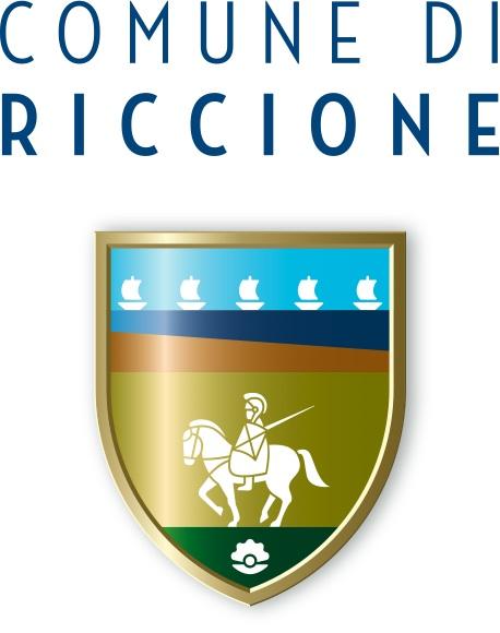 logo comune di riccione patrocinio evento villaggio della conoscenza 2019 ricicone