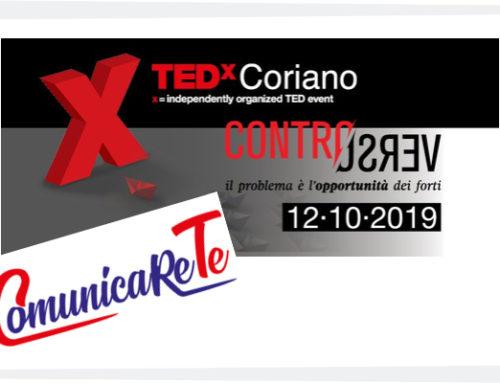 ComunicaReTe al TedX di Coriano ControVerso 2019