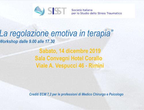 Corso ECM per Psicologi e Medici – Regolazione Emotiva in Terapia