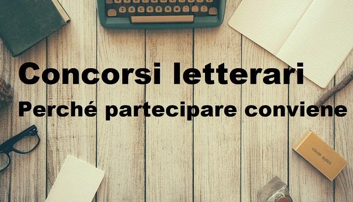 concorsi letterari - perche partecipare conviene - comuicarete riccione