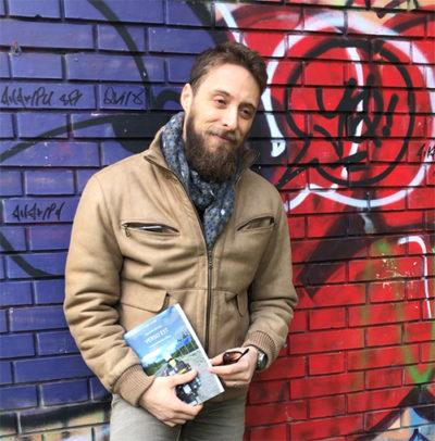 valerio savioli giurato concorso letterario la felicità ritrovata 2020 riccione